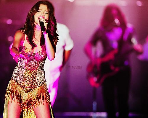 Selena Gomez Tour