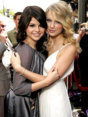 Selena and Taylor