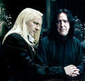 Sev & Lucius - severus-and-lucius-beneath-the-masks photo