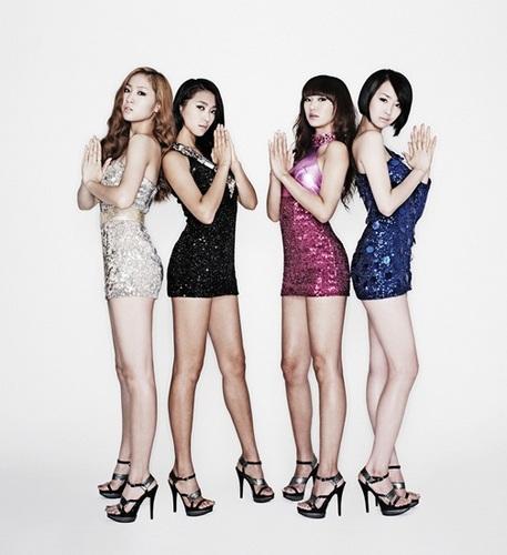 Sistar So cool Teaser pics