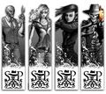 Skul friends - skulduggery-pleasant fan art
