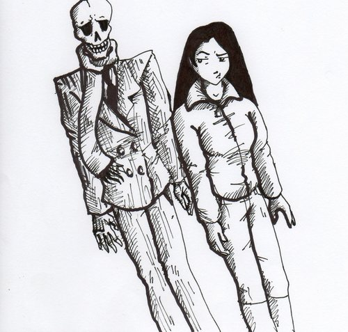 Skull and Val