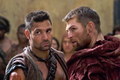 Crixus & Spartacus - spartacus-blood-and-sand photo
