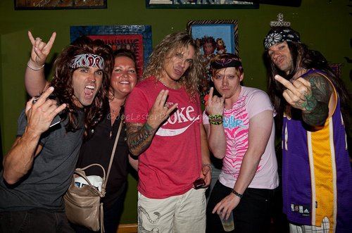 Steel panther onyesha L.A
