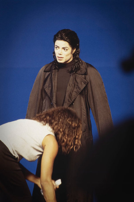 Stranger in MoscowRecord a song about the Russian capital, Michael promised first visited herein1993