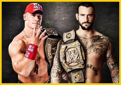 Summerslam-John Cena vs CM Punk