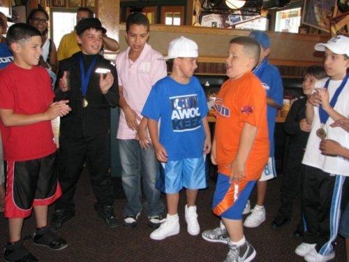 T$, Louis, Nick& Jason<3