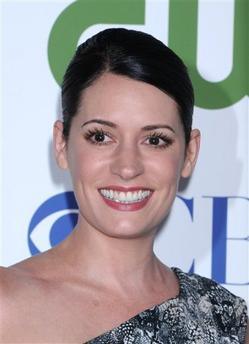 Paget Brewster wallpaper containing a portrait called TCA Party 2011 [August 3, 2011]