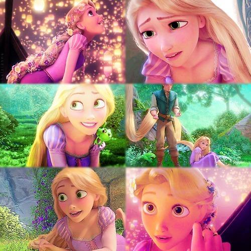Công chúa tóc mây