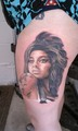 Tattoo Tribute - amy-winehouse fan art