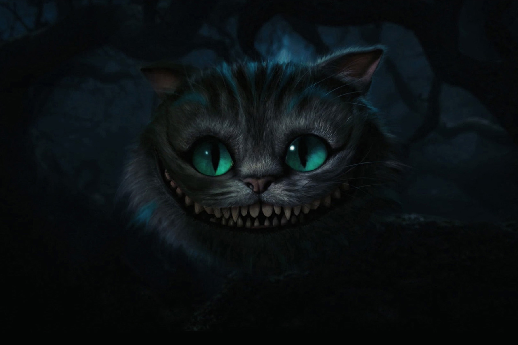The Cheshire Cat - The...