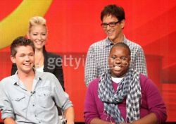 The glee/グリー Project Panel - Summer TCA tour 2011