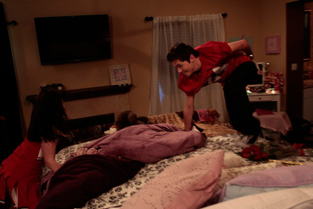 The glee Project ep7: Sexuality