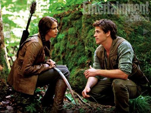 The Hunger Games still