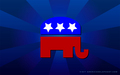 The Symbol of the Republican Party - us-republican-party wallpaper