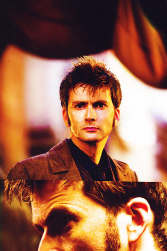 The Tenth Doctor wallpaper probably containing a concert and a portrait titled The Tenth Doctor