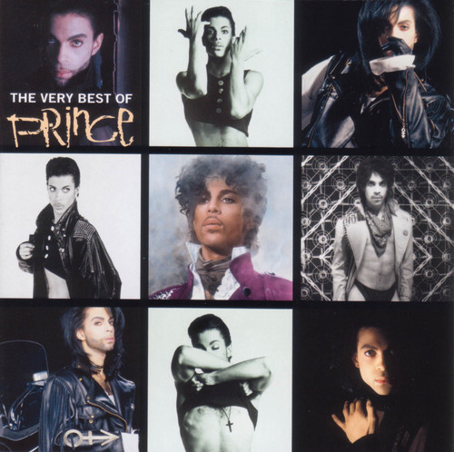 Prince wallpaper with anime titled The Very Best Of Prince