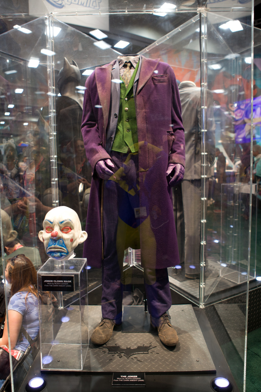 The original Joker Costume