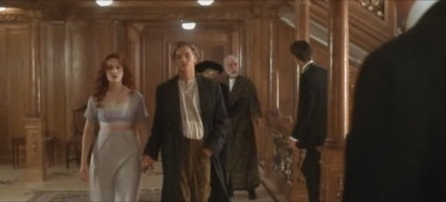 Titanic Jack and Rose - jack-and-rose Screencap