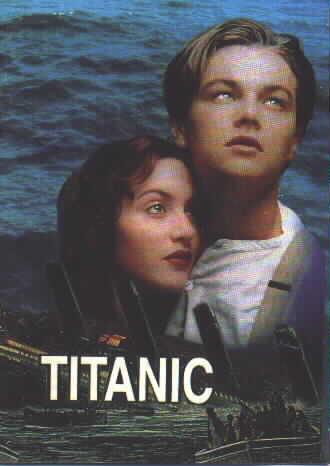टाइटैनिक Rose and Jack