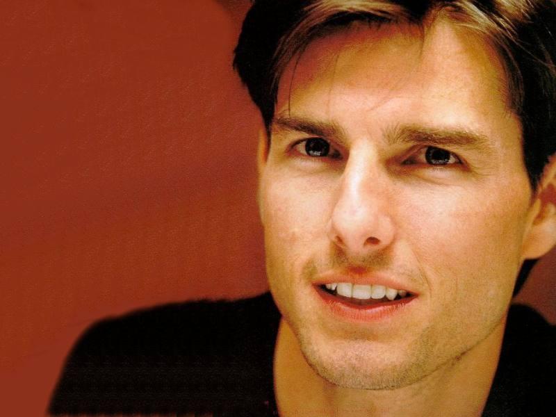 Tom Cruise..........