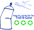 Troll B Gone - atsof fan art