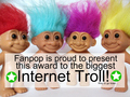 Trolls - fanpop fan art