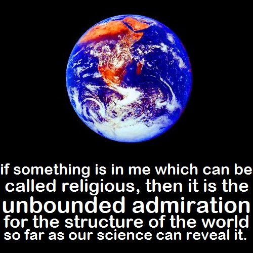Unbounded Admiration