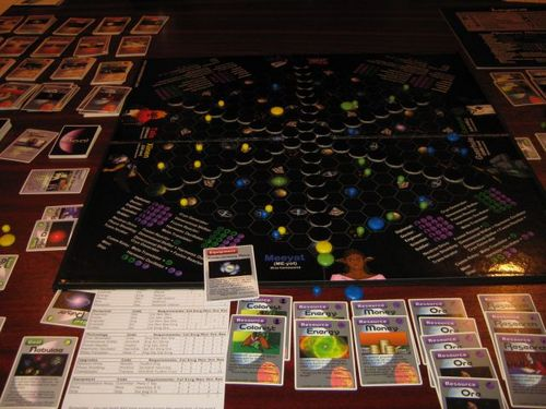 Vanished Planet - board-games Photo