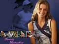 Daniela Hantuchová in Young Innocence - wta wallpaper
