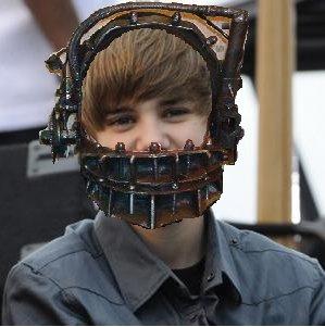 WTF??? Justin Bieber on SAW???