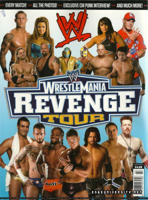 ডবলুডবলুই Revenge Tour