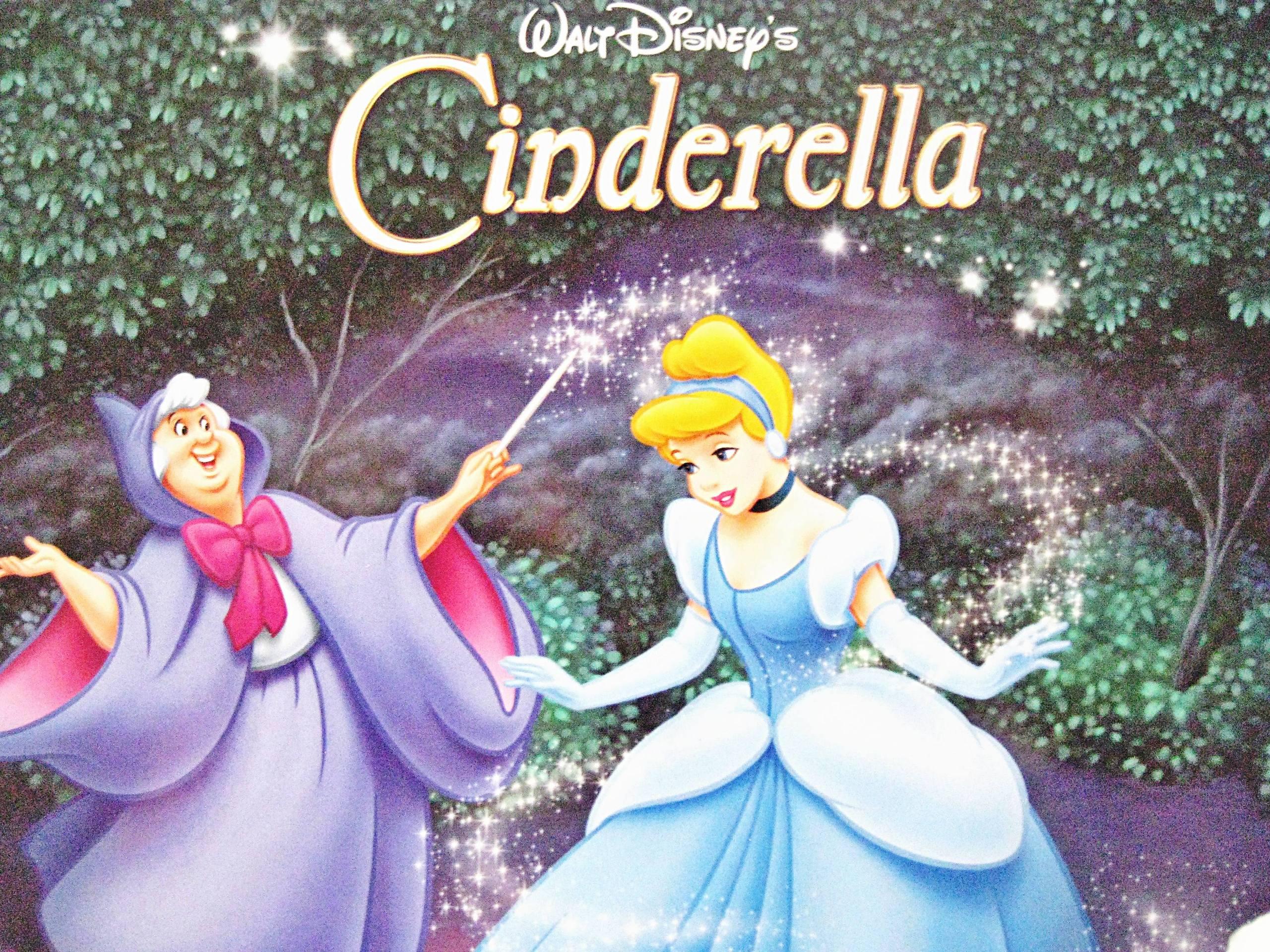 Walt Disney Book Covers