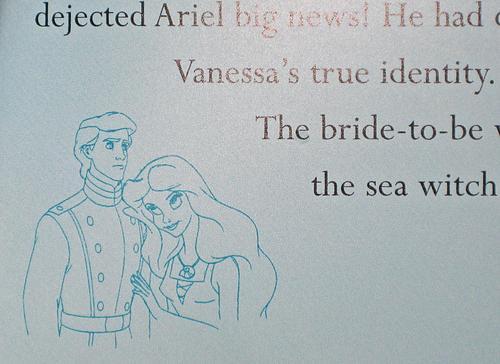 "Walt Disney vitabu - The Art of ""The Little Mermaid"""