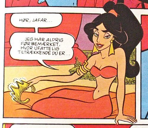 Walt Disney Movie Comics - Aladdin