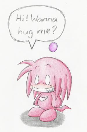 Wanna Hug Me???