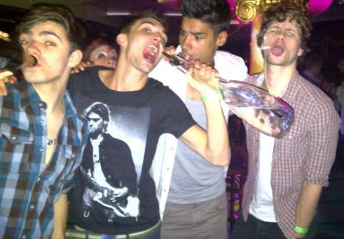 Wanted! (I Will ALWAYS Support TW No Matter What :) Getting Drunk Lol!! 100% Real ♥