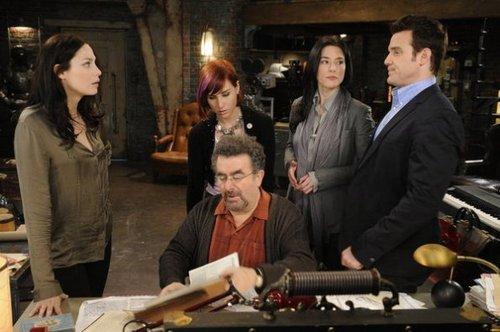 Warehouse 13 - Episode 3.05 - 3 . . . 2 . . . 1 - Promotional фото