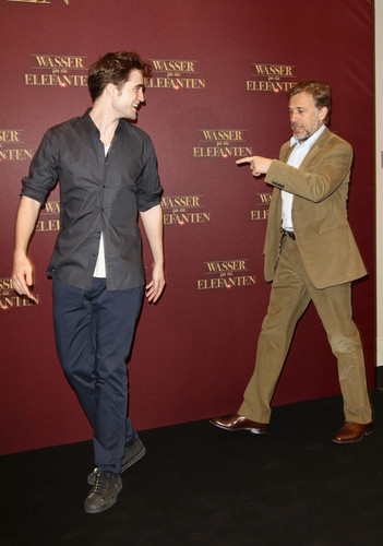 Water For Elephants Germany Photocall - christoph-waltz Photo