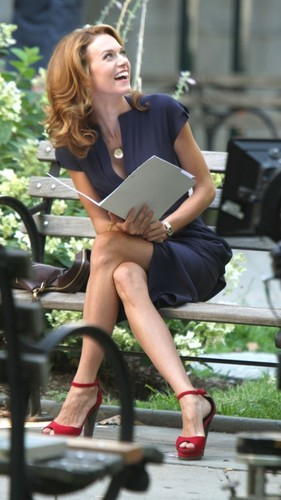 White Collar OnSet