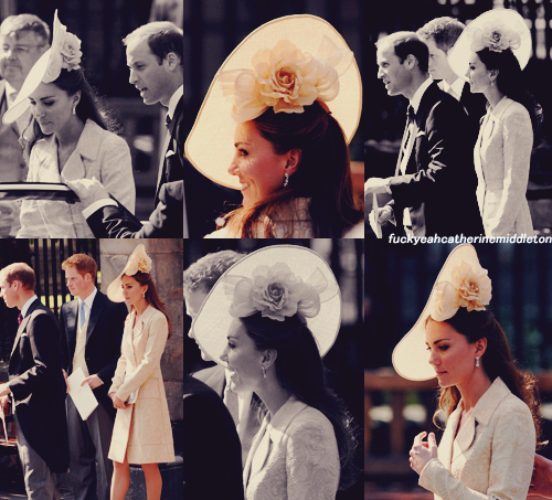 Prince William and Kate Middleton wallpaper containing a bonnet called William&Catherine