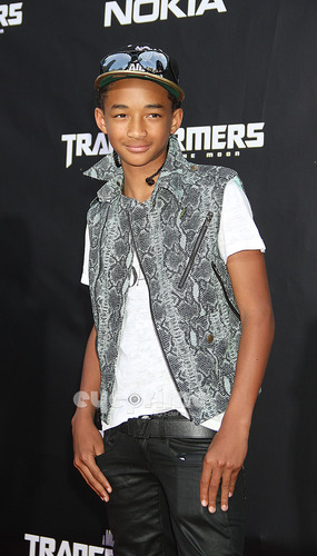 Willow & Jaden Smith: 变形金刚 3 Premiere in NY, Jun 28