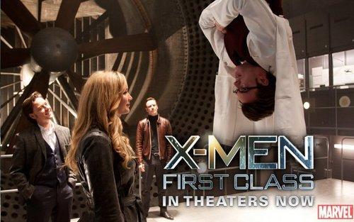 X-men First Class wallpaper