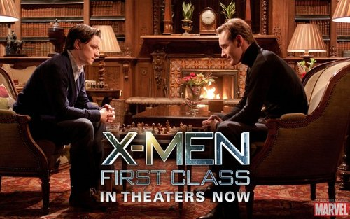 X-men First Class wallpaper