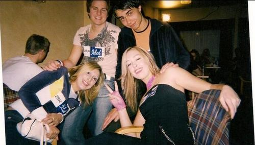 Young Alex in Idol