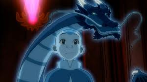 aang & roku's dragon