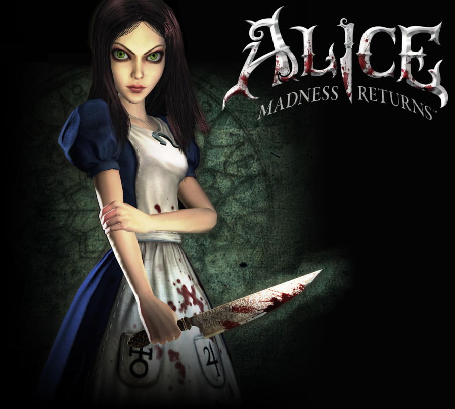 Alice Madness Returns ...