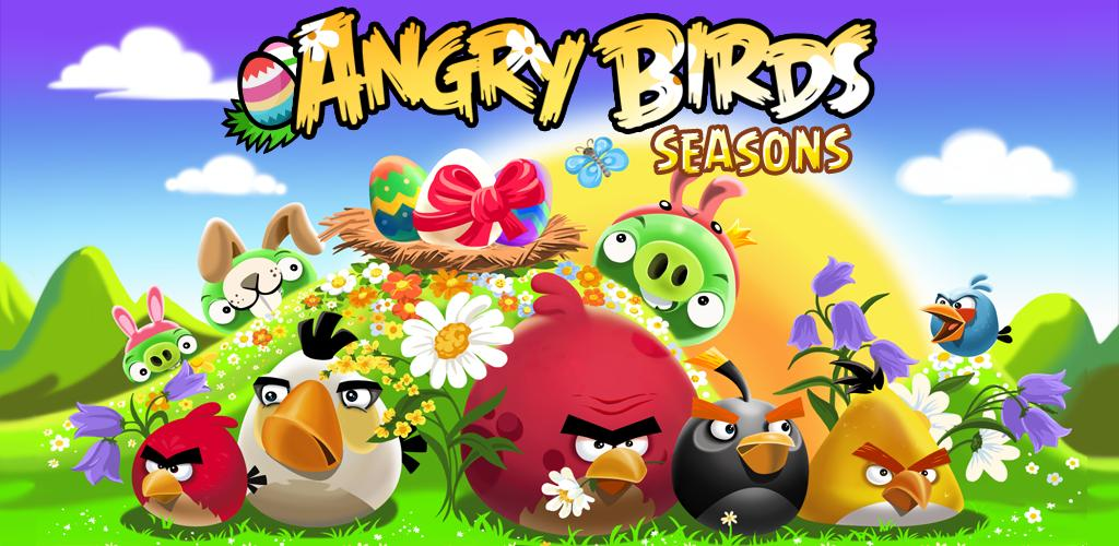 Angry birds seasons angry birds easter