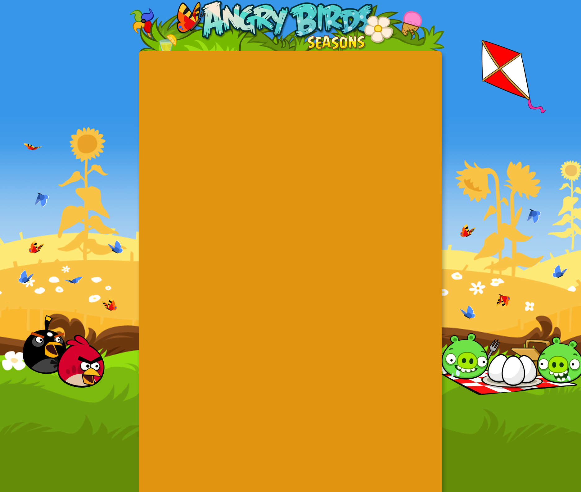 Angry Birds angry birds wallpaperAngry Bird Background