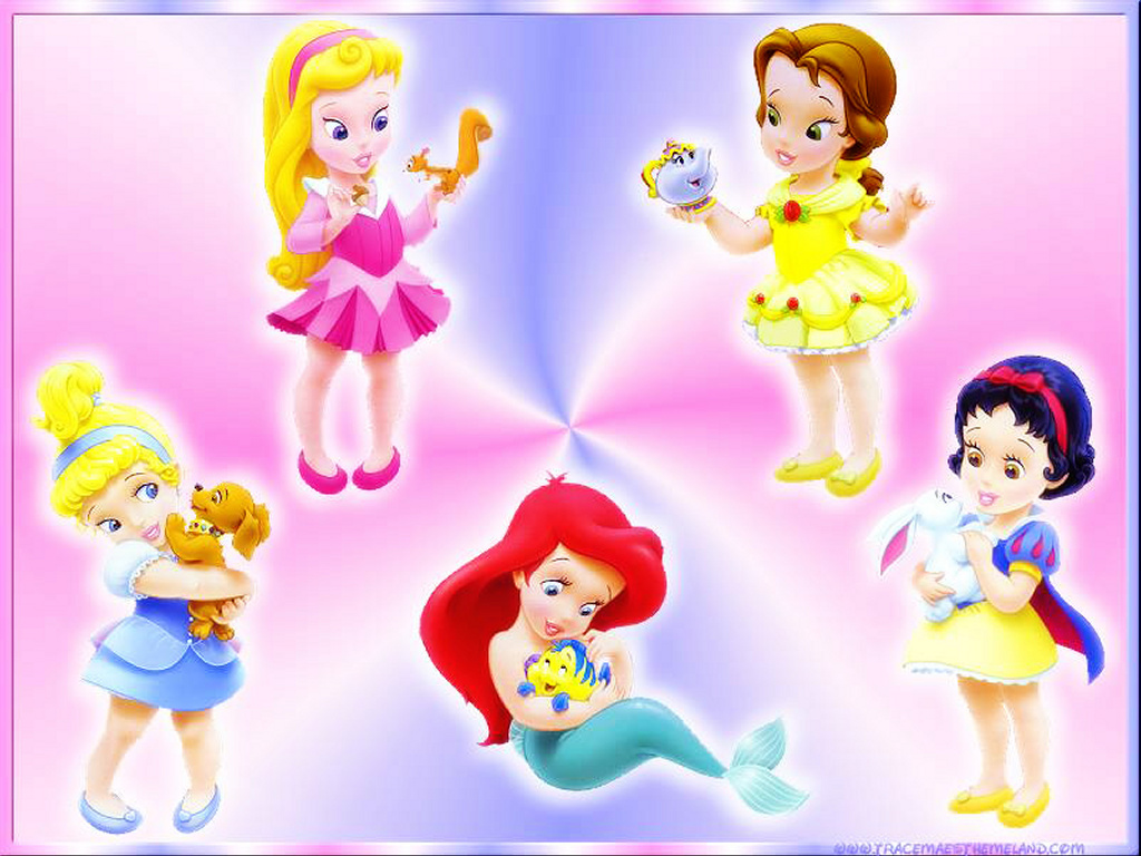 Disney Princess Babies